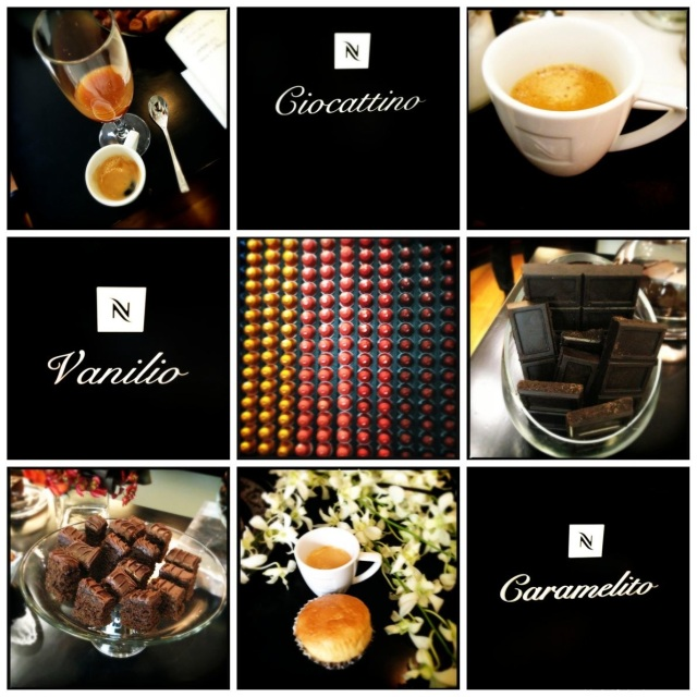 Collage de Nespresso