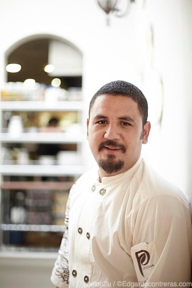 José Manuel Baños Rodríguez chef de Pitiona